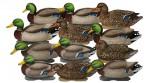Кряква 76117 Avery GreenHead Gear Pro-Grade XD Series Mallards-Harvester 12-Pack - комплект из 12 штук